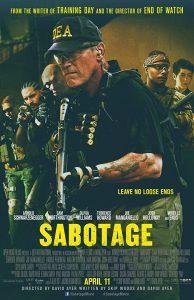 ดูหนัง Sabotage (2014) คนเหล็กล่านรก
