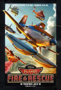ดูหนัง Planes 2 Fire & Rescue (2014) ผจญเพลิงเหินเวหา 2