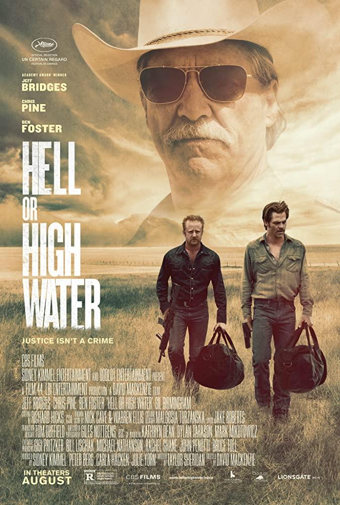 ดูหนัง Hell or High Water (2016) ปล้นเดือด ล่าดุ