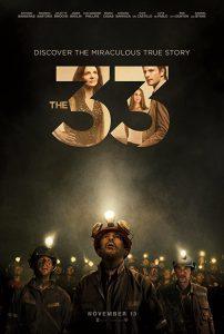 ดูหนัง The 33 (2015) 33 ใต้นรก 200 ชั้น