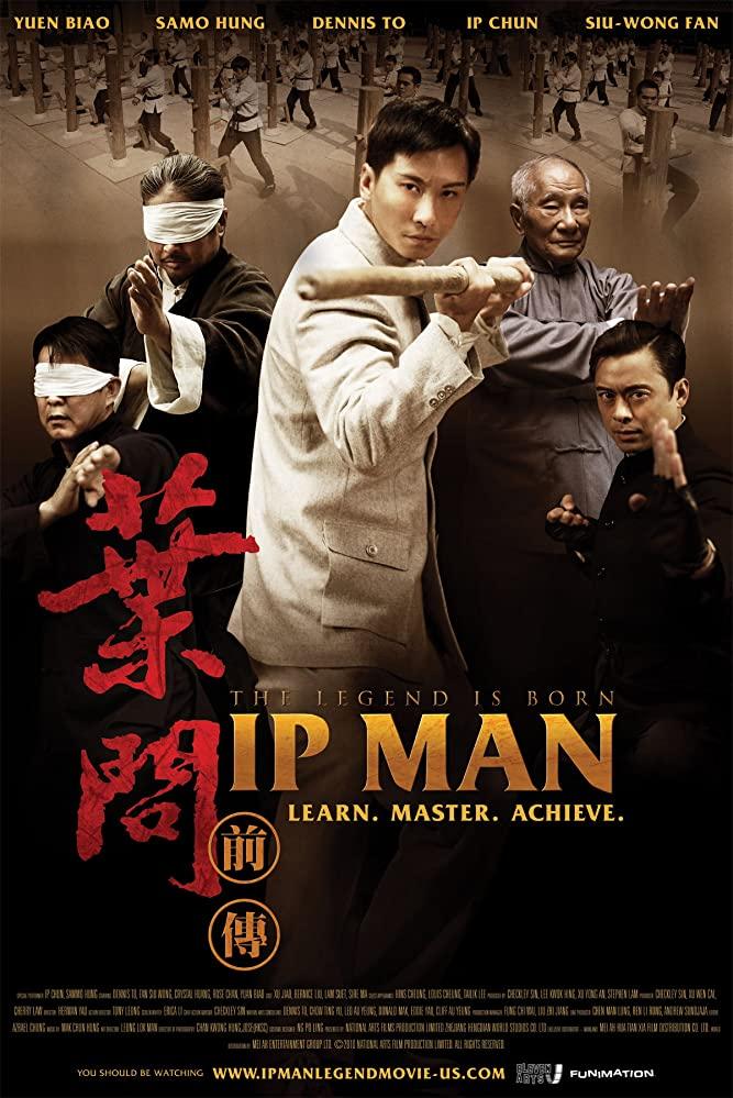 ดูหนัง The Legend Is Born Ip Man (2010) ยิปมัน 3 เปิดตำนานปรมาจารย์หมัดหย่งชุน