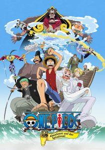 ดู One Piece The Movie 2 (2001) ตอนที่ 2 การผจญภัยบนเกาะแห่งฟันเฟือง