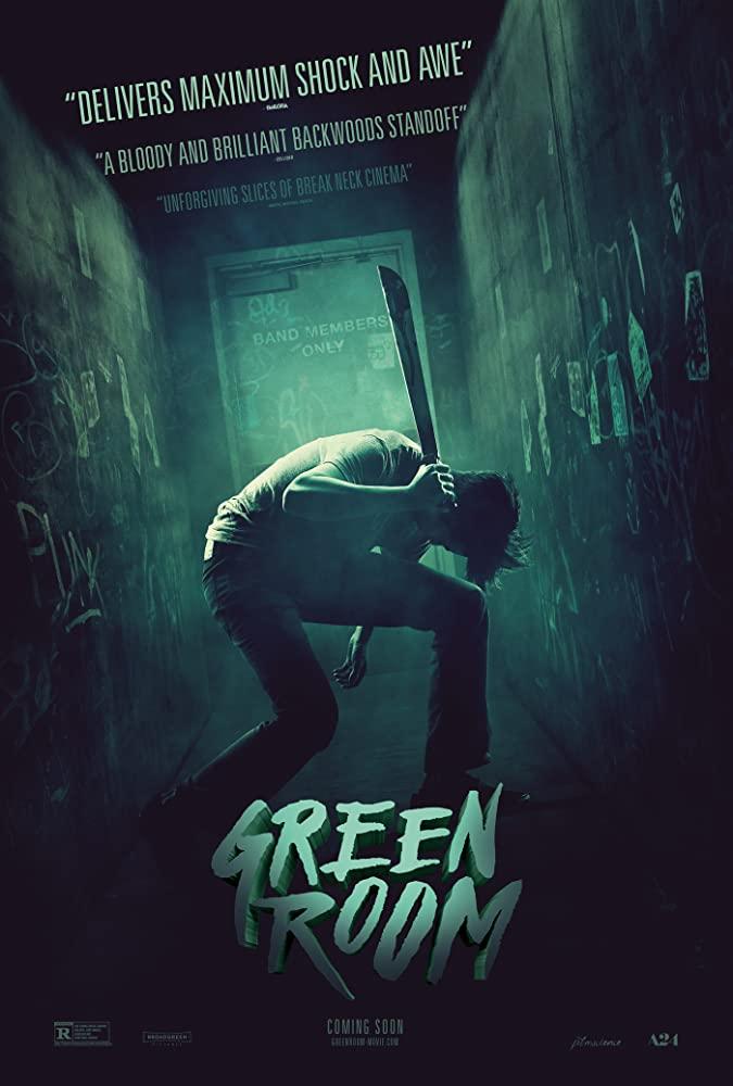 ดูหนัง Green Room (2015) ล็อค เชือด ร็อก