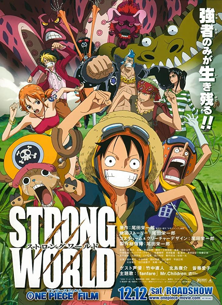 ดูการ์ตูน One Piece The Movie 10 (2009) ตอนที่ 10 Strong World ผจญภัยเหนือหล้าท้าโลก