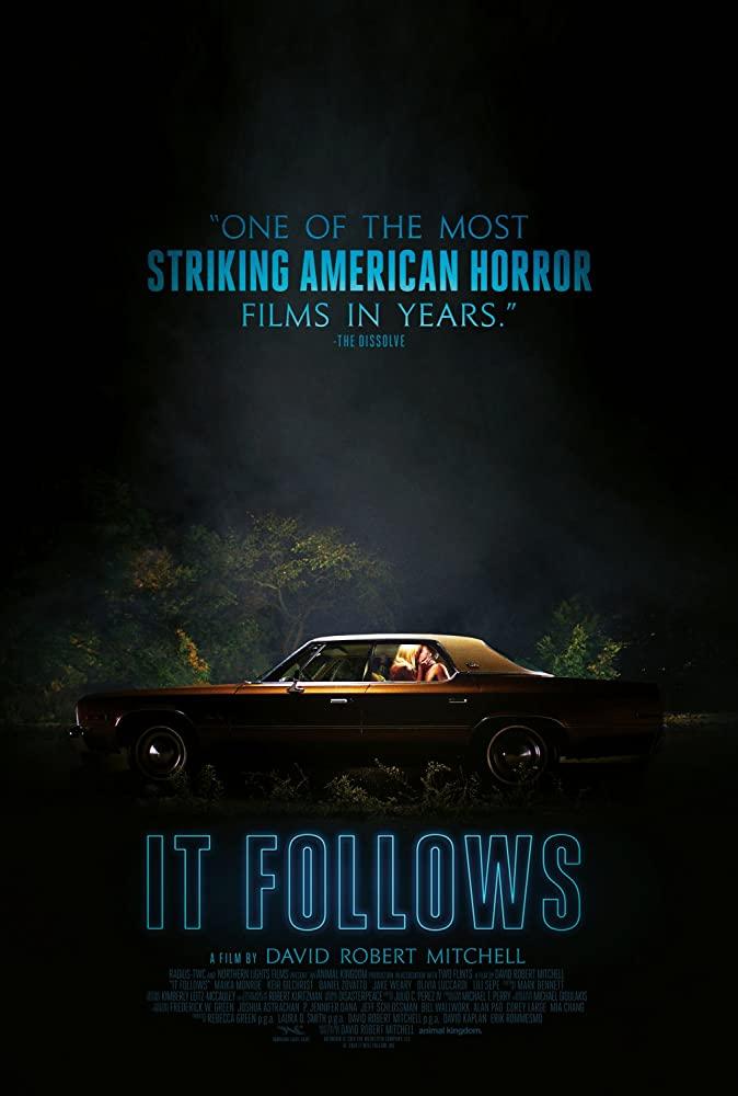 ดูหนัง It Follows (2014) อย่าให้มันตามมา