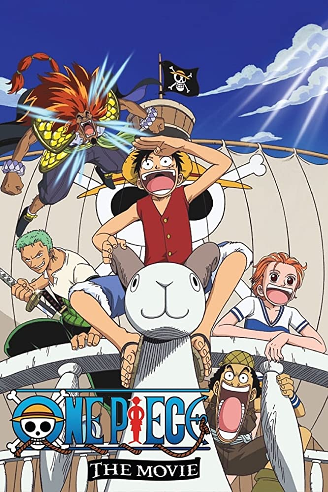 ดูการ์ตูน One Piece The Movie 1 (2000) ตอนที่ 1 เกาะสมบัติแห่งวูนัน