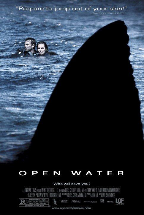 ดูหนัง Open Water 1 (2003) ระทึกคลั่ง ทะเลเลือด 1