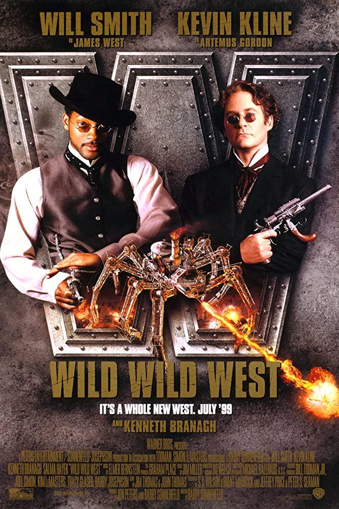 ดูหนัง Wild Wild West (1999) คู่พิทักษ์ปราบอสูรเจ้าโลก