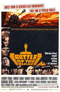 ดูหนัง Battle of the Bulge (1965) รถถังประจัญบาน