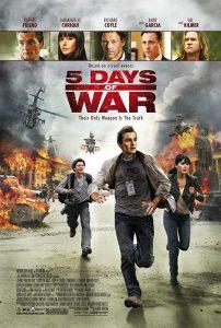 ดูหนัง 5 Days of War (2011) สมรภูมิคลั่ง 120 ชั่วโมง