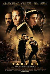 ดูหนัง Takers (2010) พลิกแผนปล้นระห่ำนรก