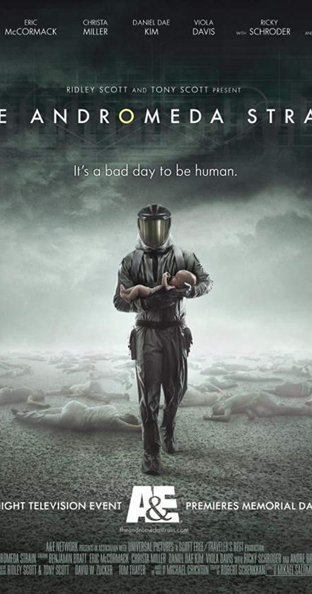 ดูหนัง The Andromeda Strain (Part 1) (2008) สงครามสยบไวรัสล้างโลก