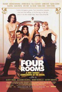 ดูหนัง Four Rooms (1995) คู่ขาบ้าท้าโลก
