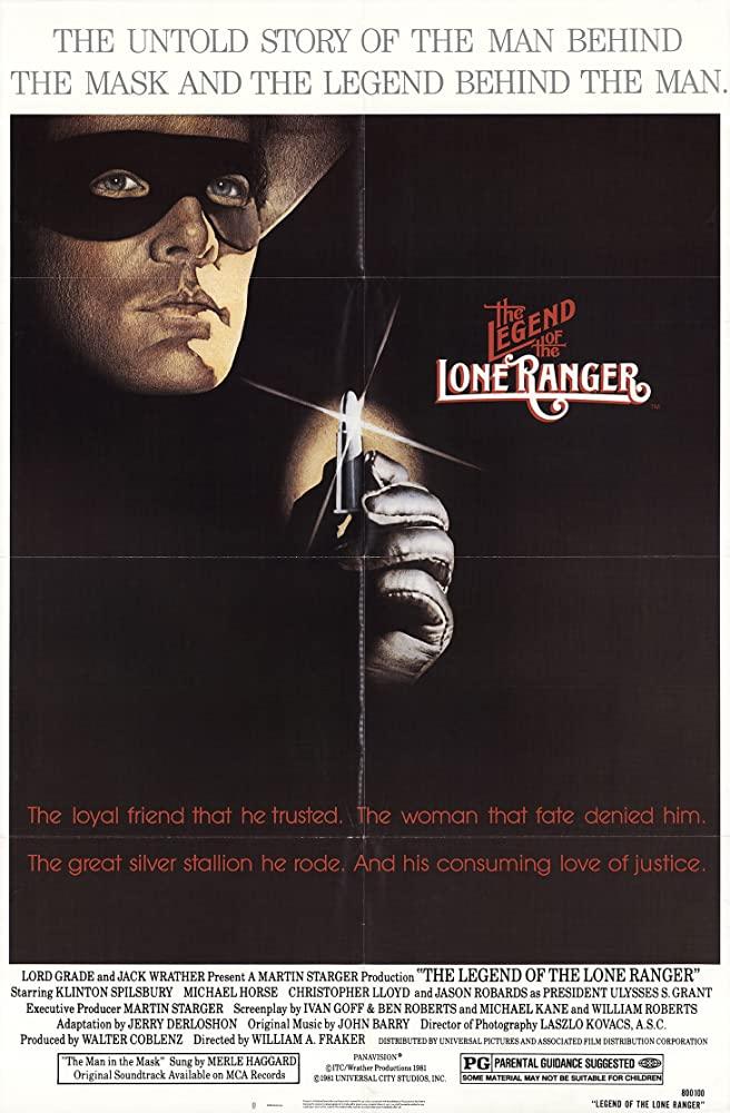 ดูหนัง The Legend of the Lone Ranger (1981)