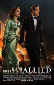 ดูหนัง Allied (2016) สายลับพันธมิตร [พากย์ไทย]