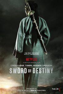 ดูหนัง Crouching Tiger, Hidden Dragon: Sword of Destiny (2016) พยัคฆ์ระห่ำ มังกรผยองโลก กระบี่แห่งโชคชะตา
