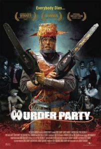 ดูหนัง Murder Party (2007) ปาร์ตี้ฆาตกรหลุดโลก [ซับไทย]