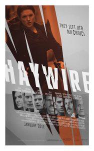 ดูหนัง Haywire (2011) เธอแรง หยุดโลก