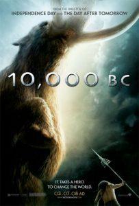 ดูหนัง 10,000 BC (2008) บุกอาณาจักรโลก 10,000 ปี