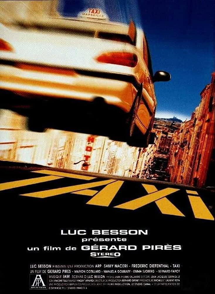 ดูหนัง Taxi 1 (1998) แท็กซี่ระห่ำระเบิด 1