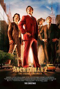 ดูหนัง Anchorman 2: The Legend Continues (2013) แองเคอร์แมน ขำข้นคนข่าว