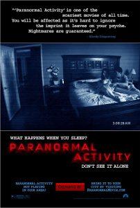 ดูหนัง Paranormal Activity 1 (2007) เรียลลิตี้ ขนหัวลุก 1