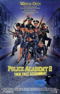 ดูหนัง Police Academy 2 Their First Assignment (1985) โปลิศจิตไม่ว่าง 2