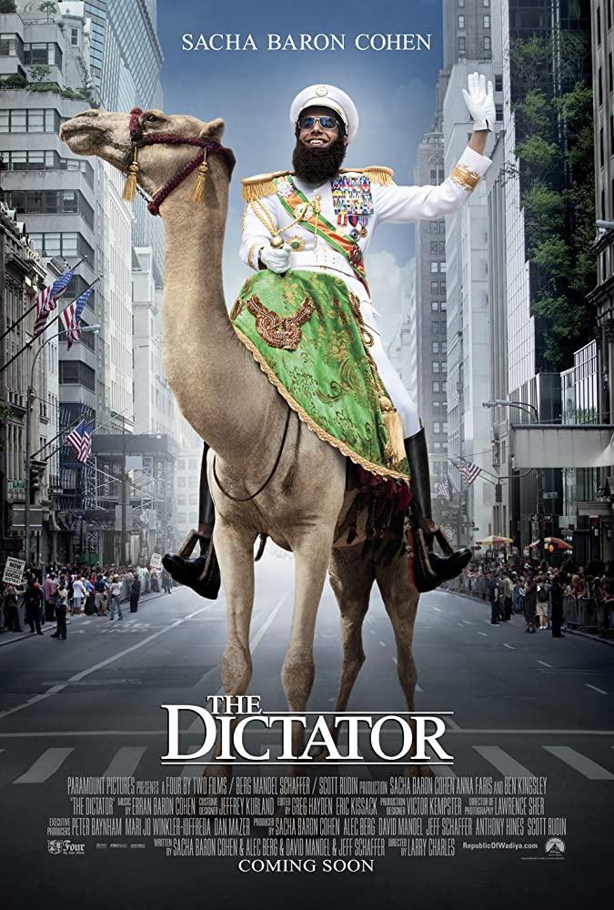 ดูหนัง The Dictator (2012) จอมเผด็จการ