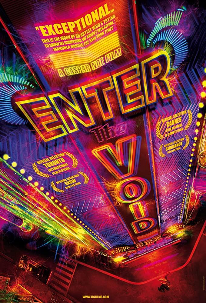 ดูหนัง Enter the Void (2009) [ซับไทย] [20+]
