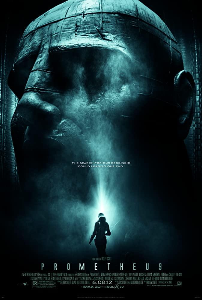 ดูหนัง Prometheus (2012) โพรมีธีอุส