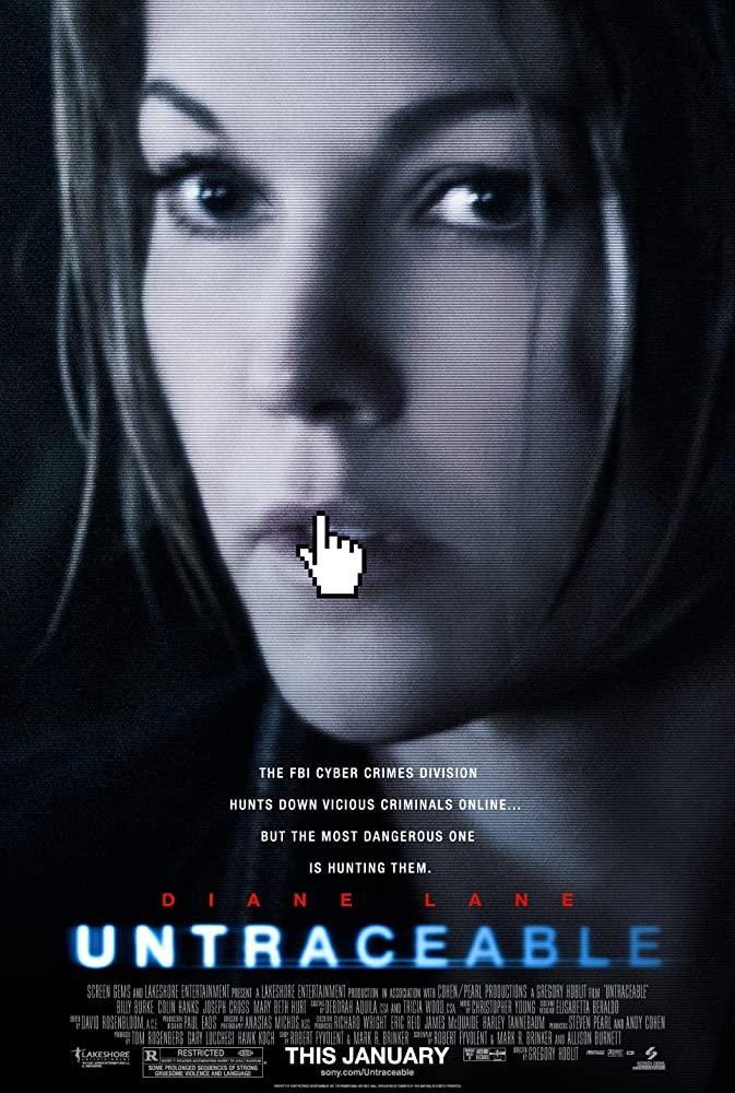 ดูหนัง Untraceable (2008) โชว์ฆ่าถ่ายทอดสด