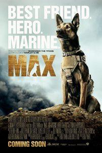 ดูหนัง Max (2015) แม็กซ์ สี่ขาผู้กล้าหาญ