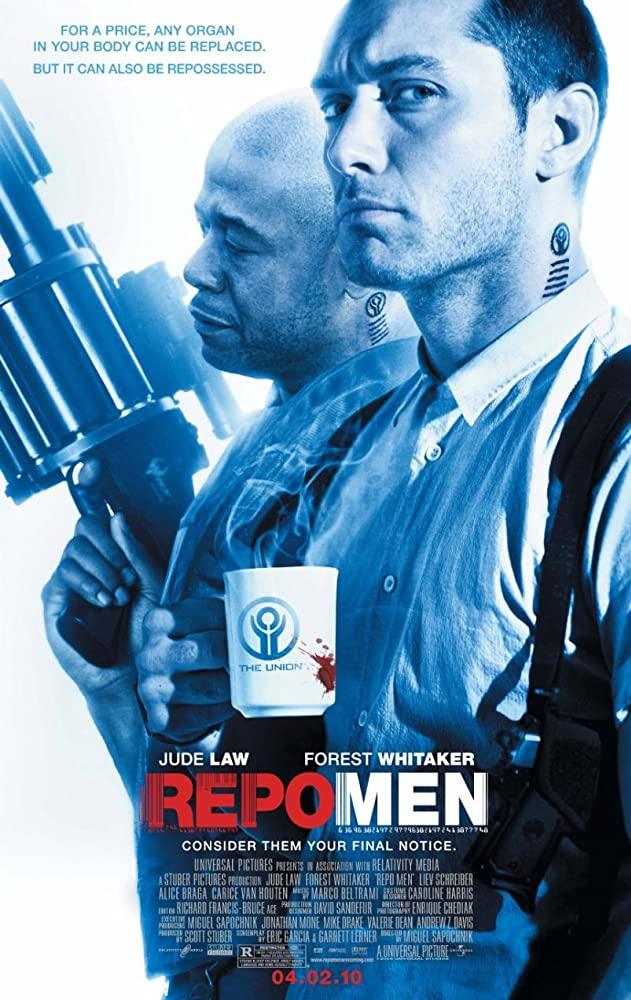 ดูหนัง Repo Men (2010) เรโปเม็น หน่วยนรก ล่าผ่าแหลก