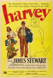 ดูหนัง Harvey (1950) ฮาร์วี่ย์ เพื่อนซี้ไม่มีซ้ำ