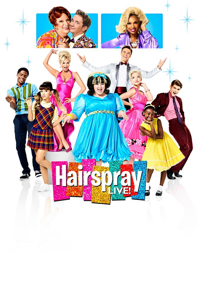 ดูหนัง Hairspray Live! (2016) [ซับไทย]