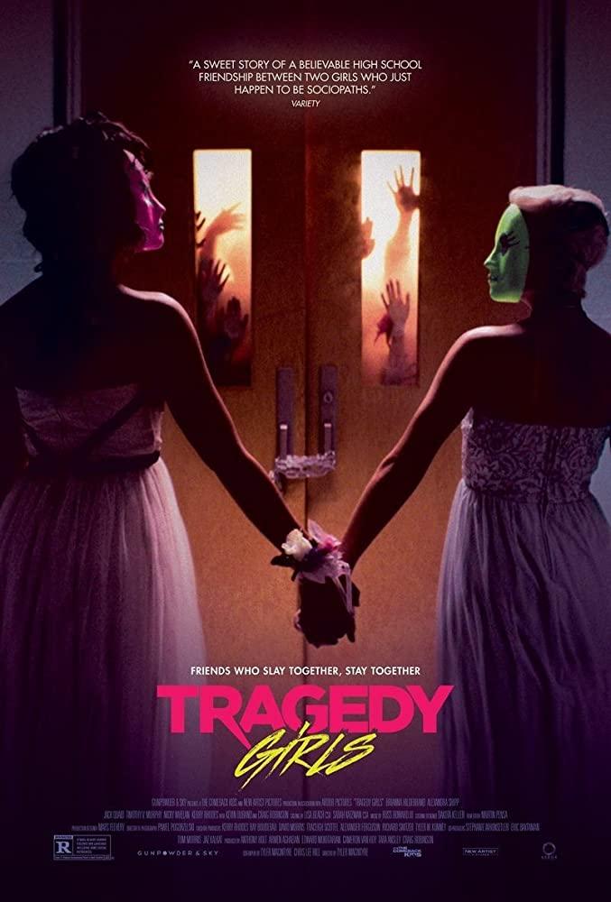 ดูหนัง Tragedy Girls (2017) สองสาวซ่าส์ ฆ่าเรียกไลค์