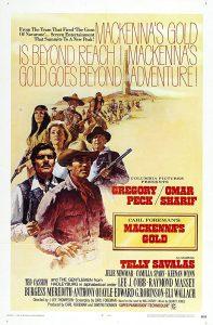 ดูหนัง Mackenna's Gold (1969) ขุมทองแม็คเคนน่า