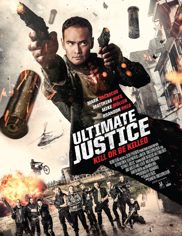 ดูหนัง Ultimate Justice (2017)