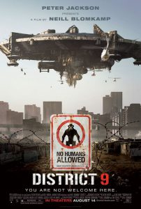 ดูหนัง District 9 (2009) ยึดแผ่นดิน เปลี่ยนพันธุ์มนุษย์