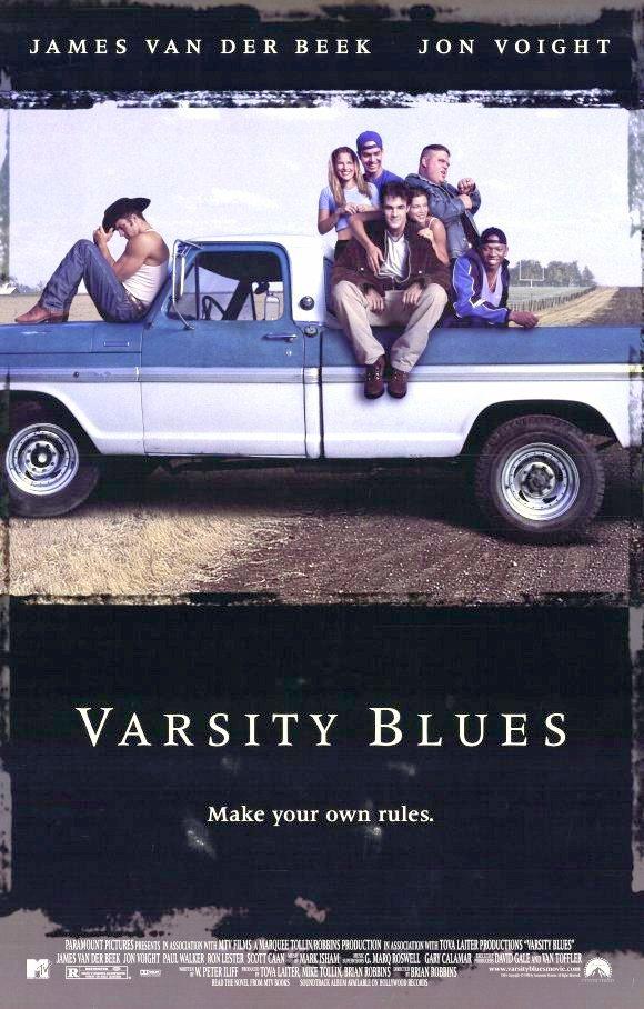 ดูหนัง Varsity Blues (1999) หนุ่มจืดหัวใจเจ๋ง
