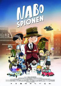 ดูหนัง Next Door Spy (Nabospionen) (2017)