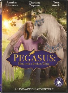 ดูหนัง Pegasus: Pony with a Broken Wing (2019)