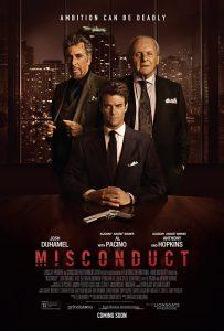 ดูหนัง Misconduct (2016) พลิกคดีโค่นเจ้าพ่อ