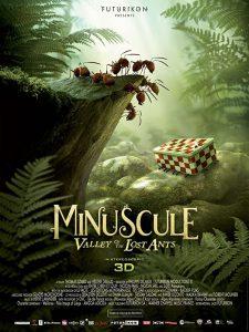 ดูหนัง Minuscule: Valley of the Lost Ants (2013) หุบเขาจิ๋วของเจ้ามด