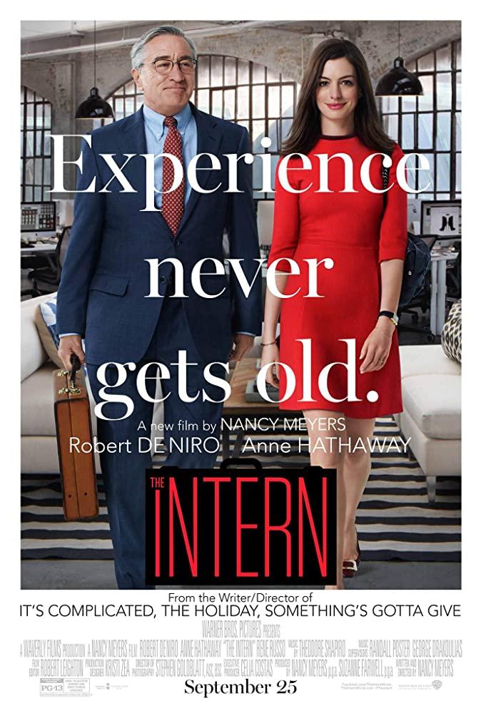 ดูหนัง The Intern (2015) ดิ อินเทิร์น โก๋เก๋ากับบอสเก๋ไก๋
