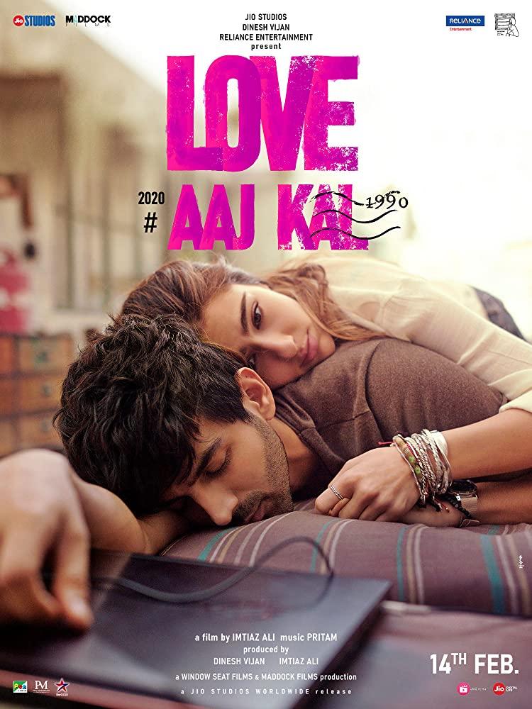 ดูหนัง Love Aaj Kal (2020) เวลากับความรัก [ซับไทย]