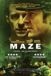 ดูหนัง Maze (2017) ปฎิบัติการแหกคุกวงกต