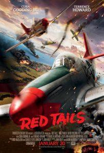 ดูหนัง Red Tails (2012) สงครามกลางเวหาของเสืออากาศผิวสี