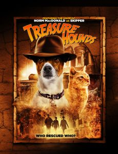 ดูหนัง Treasure Hounds (2017)