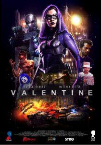 ดูหนัง Valentine: The Dark Avenger (2017)
